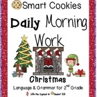 Daily Morning Work, Winter Bundled Set, Smart Cookies