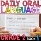 Daily Oral Language (DOL) Book 1: Aligned to 2nd Grade CCSS