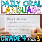Daily Oral Language (DOL) Book 3: Aligned to the 4th Grade CCSS