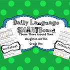 Daily Oral Language Interactive SMARTBoard - Theme 3 Hough