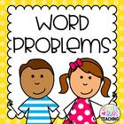Daily Story Word Problems: Kindergarten, First & Second Grade