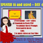 Daily Tech Guide - Day 4 Difference between usted and tú