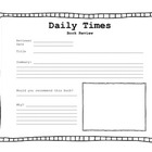 Daily Times: Book Review- Aligned to Common Core