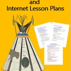 Dakota or Sioux Webquests and Internet Lesson Plans