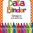 Data Binder Graphs - including First Grade Math Investigations