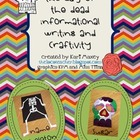 Day of the Dead Informational Writing + Craftivity