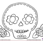 Day of the Dead Spanish Lesson - Día de los Muertos