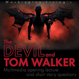 """The Devil and Tom Walker"" Washington Irving short story,"