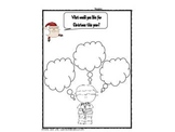 Dear Santa Brainstorming Page and Letter Stationary