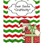 Dear Santa Craftivity