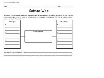 Debate/Discussion Web