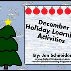 Dec Holiday ActivInspire Activities