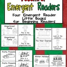 December Emergent Readers - A Book for Each Week- Christma