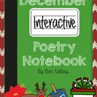 [*December*] Interactive Poetry Notebook
