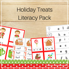 December Literacy Activities Pack