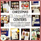 December Magic {Christmas Math & Literacy activities for K