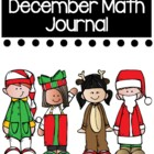 December Math Journal