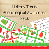December Phonological Awareness Activities Pack