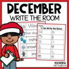 December Write the Room Center