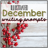 December Writing Prompts - December Journal Prompts