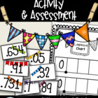 Decimal Clothesline Game/Activity  - Ordering Decimals to