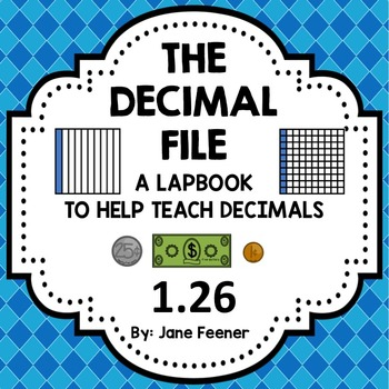 Decimal File Lapbook