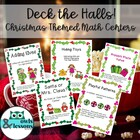 Deck the Halls - with Math Centers!