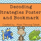 Decoding Posters and Bookmarks {Beanie Babies}