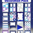 Decoration Pack - Space theme