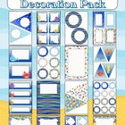 Decoration Pack - Under the Sea theme