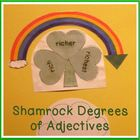 Degrees of Adjectives St. Patrick's Day Activity