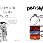 Density Notes Booklet for Interactive Science Notebook and