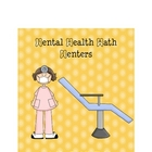Dental Health Math Centers