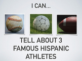 Deportistas Latinos: Learning about sports through Hispani