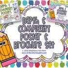 Depth & Complexity Poster & Brochure Set