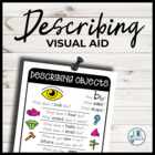 Describing Objects Visual Aid