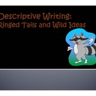 Descriptive Writing Support PowerPoint