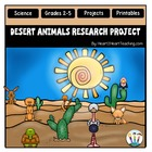Desert Animal Mural/Poster Project with Rubric