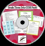 Designer Dots Grade Three Common Core Lesson Pack on CD