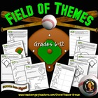 Determining & Analyzing Theme: Field of Themes for Any Nov