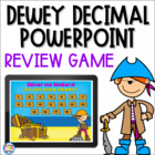 Dewey Decimal System Review PowerPoint Game