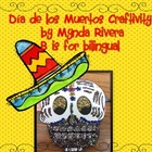 Dia de los Muertos Craftivity (English & Spanish)