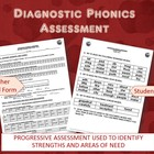 Diagnostic Phonics Assessment