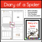 Diary of a Spider: A Book Study