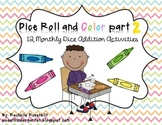 Dice Roll and Color Part 2: Addition