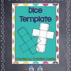 Dice Template {Graphics}
