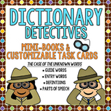 Dictionary Detectives Mini-Books