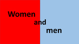 Differences between women and men