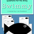 Differentiated Comprehension Questions for story Swimmy