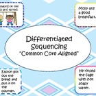 Differentiated Sequencing
